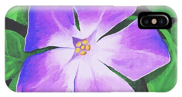 Periwinkle IPhone Case