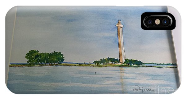 Perry's Monument IPhone Case