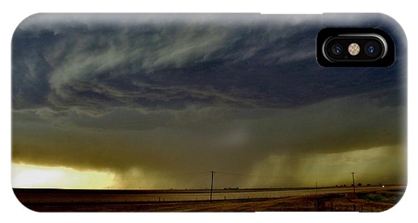 Perryton Supercell IPhone Case