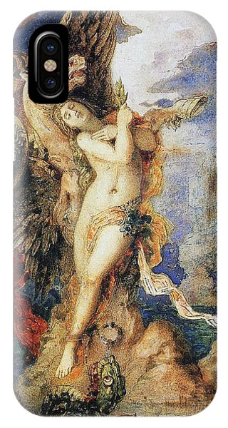 Perseus And Andromeda IPhone Case