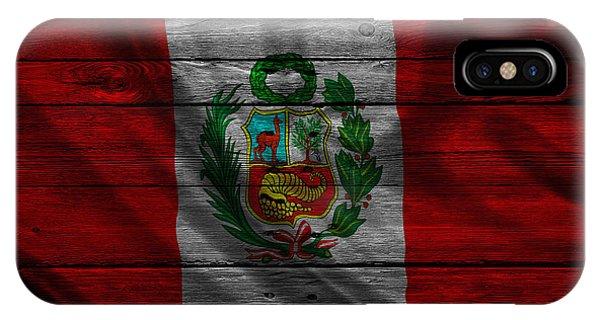 Peru iPhone Case - Peru by Joe Hamilton