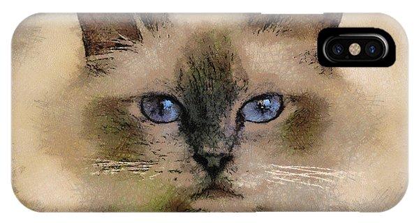 Pet Cat IPhone Case