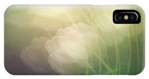 Petals In The Wind IPhone Case