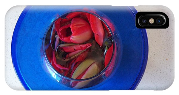 Petals In Vase In Vase IPhone Case