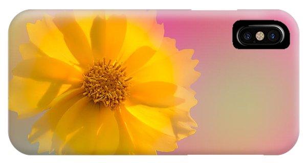 Petals Of Sunshine IPhone Case