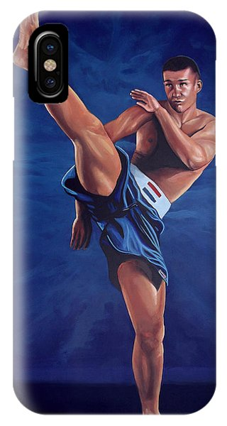 Peter Aerts  IPhone Case