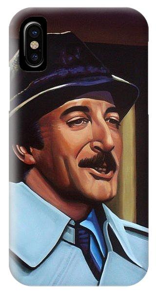 Peter Sellers As Inspector Clouseau  IPhone Case