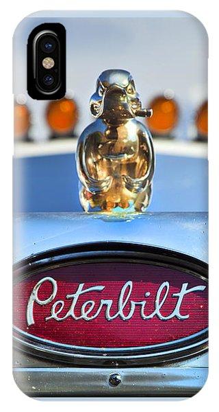 Peterbilt 2 IPhone Case