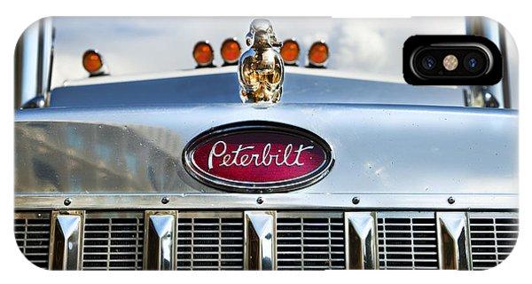 Peterbilt IPhone Case
