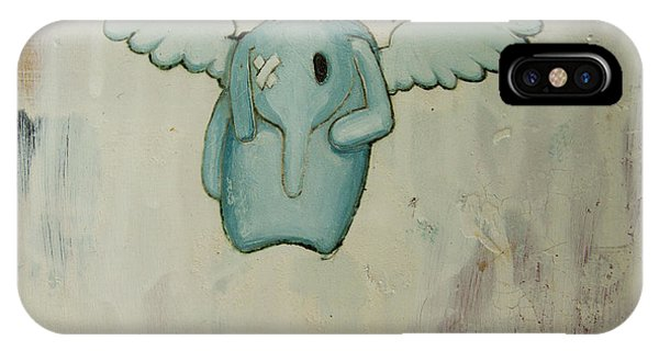 Pete's Angel Phone Case by Konrad Geel