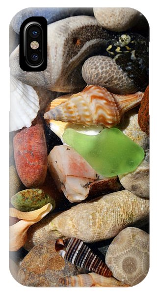 Petoskey Stones L IPhone Case