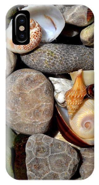 Petoskey Stones Ll IPhone Case
