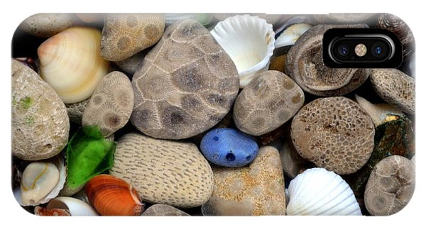 Petoskey Stones Lll IPhone Case