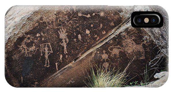 Petroglyphs IPhone Case