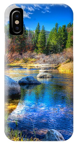 Pettengill Creek IPhone Case