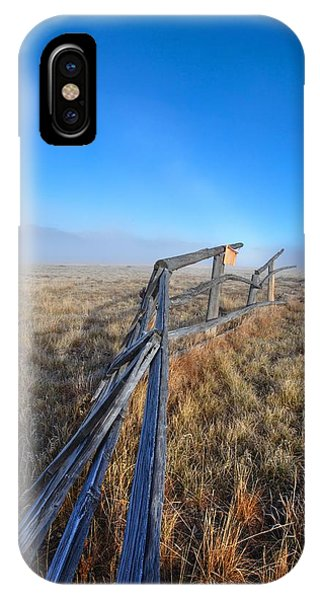 Pettit Fog IPhone Case