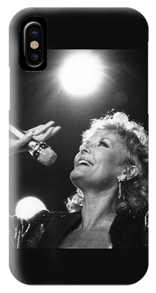 Petula Clark  IPhone Case