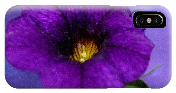 Petunia Dream IPhone Case
