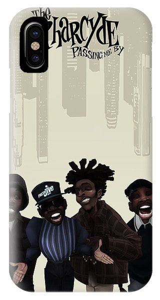 Pharcyde -passing Me By 1 IPhone Case