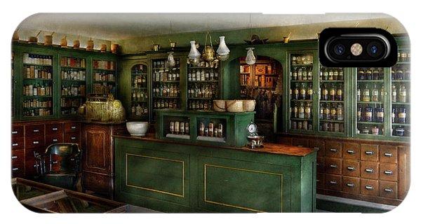 Pharmacy - The Chemist Shop  IPhone Case
