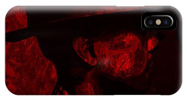 Pharrell Williams Red IPhone Case