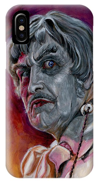 Phibes IPhone Case
