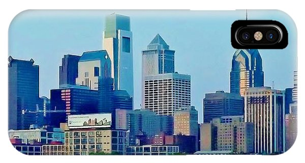 Philadelphia Color IPhone Case