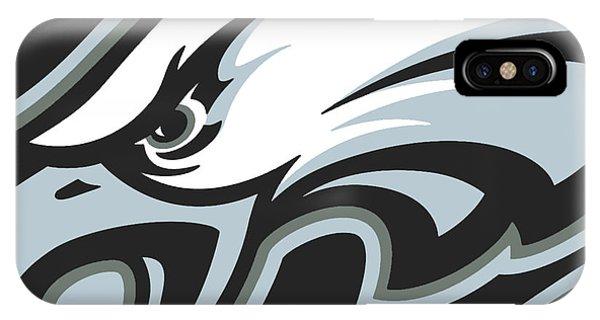 Philadelphia Eagles Football IPhone Case