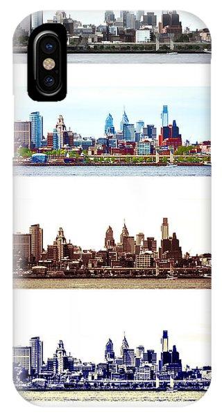 Philadelphia Four Seasons IPhone Case
