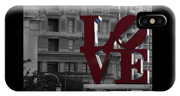 Philadelphia Love IPhone Case