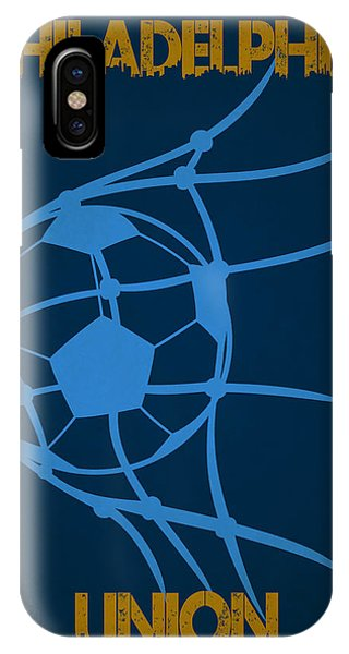 Soccer iPhone Case - Philadelphia Union Goal by Joe Hamilton