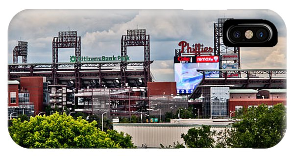 Phillies Stadium IPhone Case