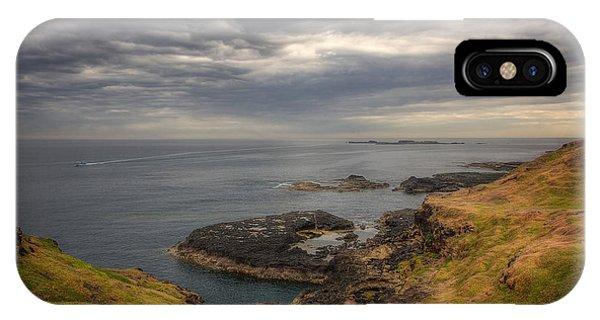 Phillip Island IPhone Case