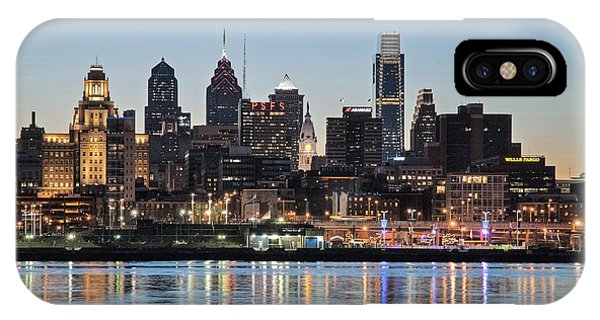 Philly Sunset IPhone Case