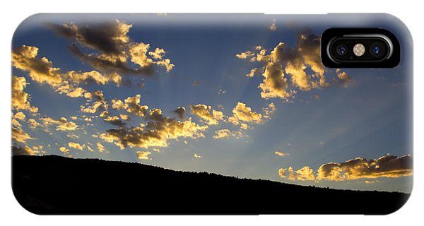 Philmont Sunset Phone Case by Sheldon Perry