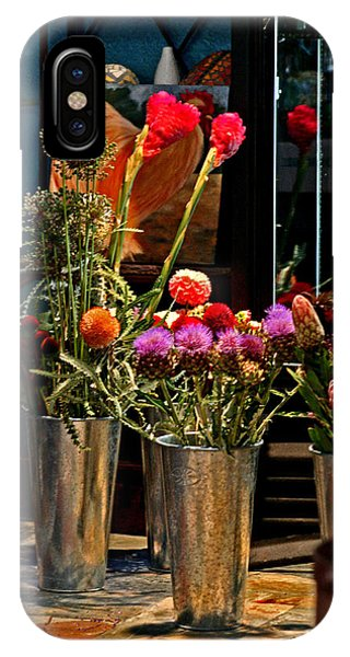 Phlower Vases IPhone Case
