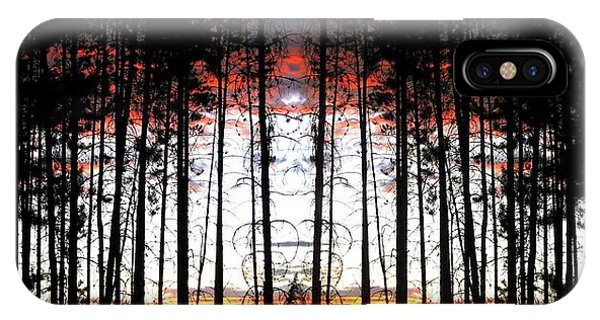 Synthesis iPhone Case - Photo Synthesis 1 by Will Borden
