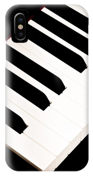 IPhone Case featuring the photograph Piano by Bob Orsillo