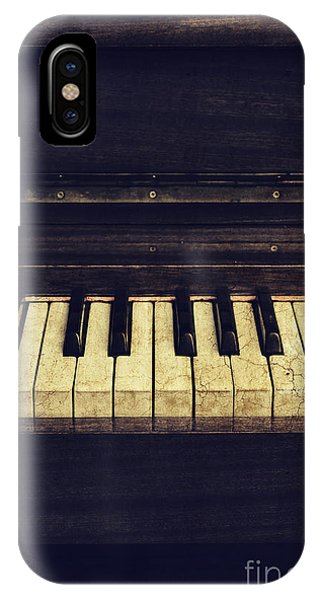 Piano IPhone Case