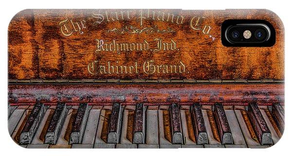 Piano Keys #1 IPhone Case