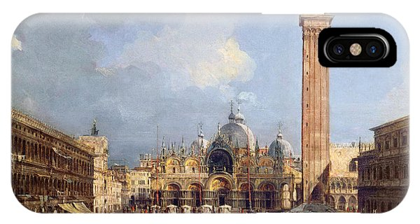 Piazza San Marco, Venice IPhone Case