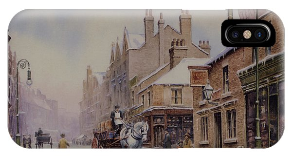Piccadilly Hanley Phone Case by Anthony Forster