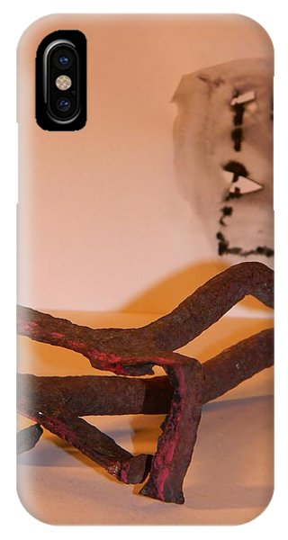 Pickett Branding Iron IPhone Case