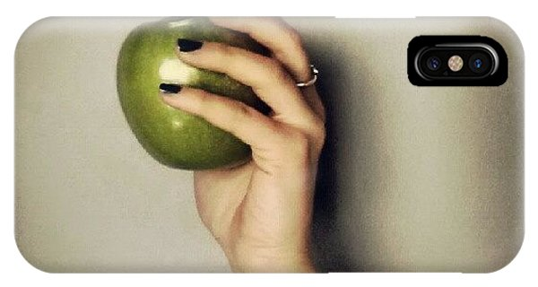 Fantasy iPhone Case - Picking Fruit by Jill Tuinier