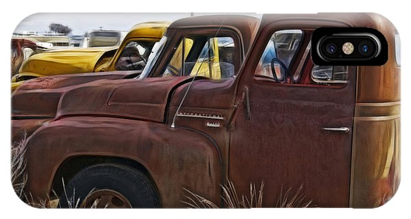 Pickup Cabs 2 IPhone Case