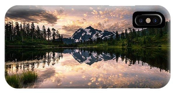 Picture Lake Awakening IPhone Case