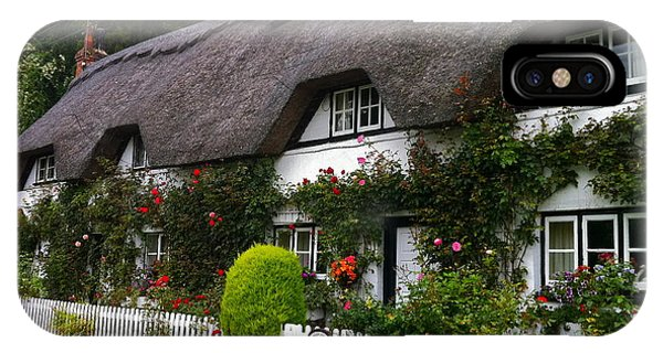Picturesque Cottage IPhone Case