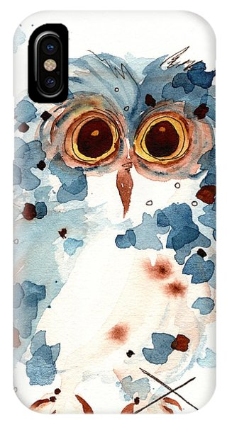 Pier 1 Owl IPhone Case