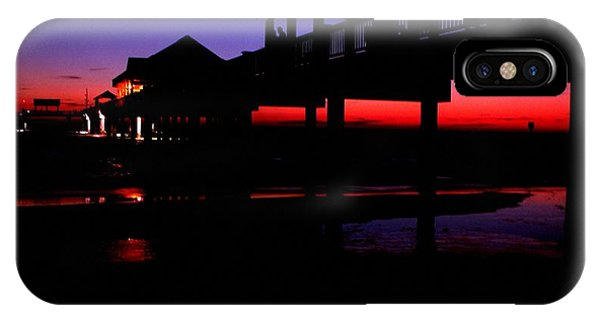 Pier 60 In After Glow 2 IPhone Case