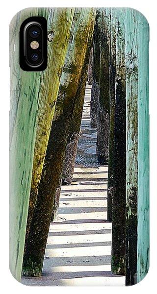 Pier Anchors  IPhone Case